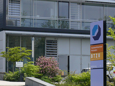 BTZ II Berufsbildung- und Technologiezentrum ÜLU