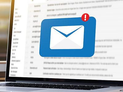 Computer, Mail, E-Mail, Fake-Mail, Fake, Achtung, Pishing, Arbeitsplatz, Arbeit, Sicherheit